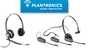 Casques Plantronics